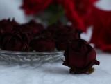 玫瑰花干花朵